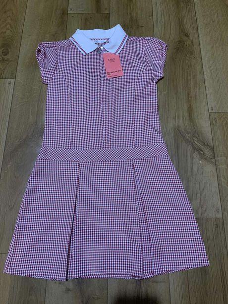 Новое красивое платье для девочки от M&S