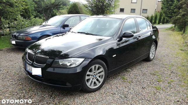 BMW Seria 3 BMW E90 325i