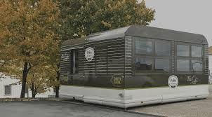 Roulote/caravana para Serviços de Restauração e Bebidas não Sedentária