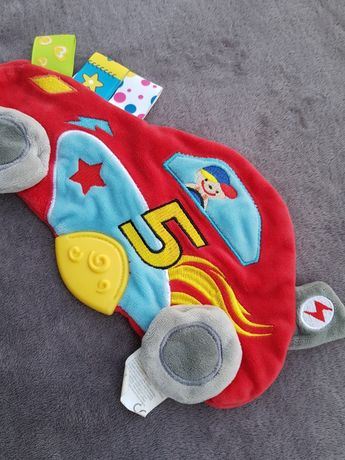 Zabawka sensoryczna niemowlęca samochód