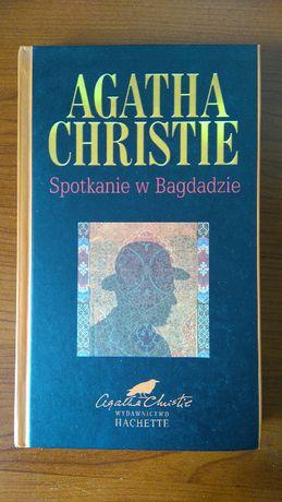Agatha Christie Spotkanie w Bagdadzie