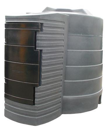 Zbiornik na paliwo dwupłaszczowy 5000L
