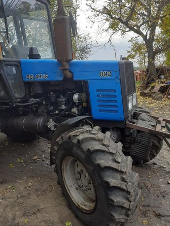 Трактор МТЗ892
