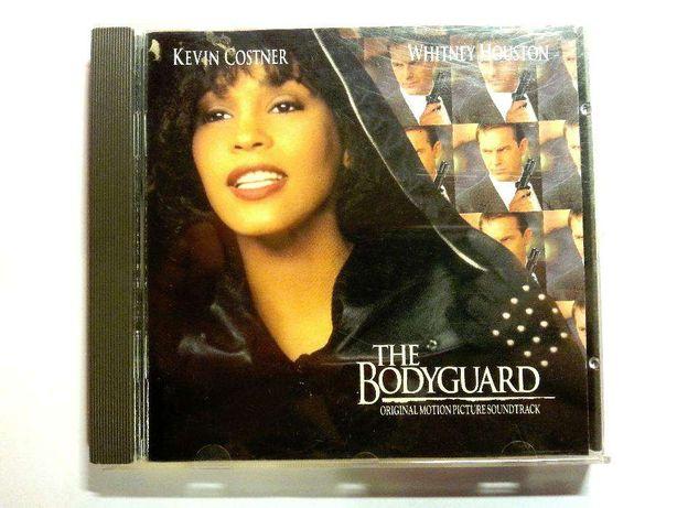 CD The Bodyguard Sountrack