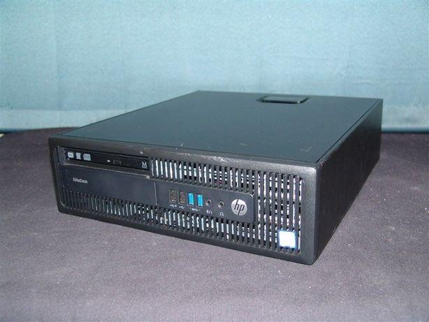HP 800 G2 SFF i5-6500 4 ядра 3,20-3.60Ghz + 4 GB DDR4 + HDD / SSD