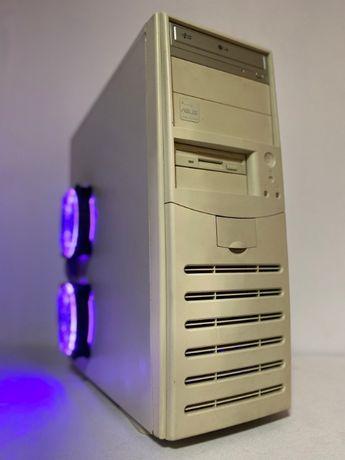 Игровой компьютер пк I5 4570 + NVIDIA 1060 3GB + ССД