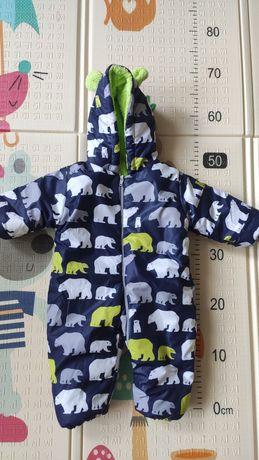 Продам теплую детскую одежду на возраст (0-3) разную.Смотреть описание