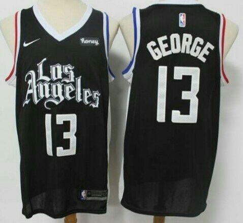 Camisola NBA Los Angeles George 13