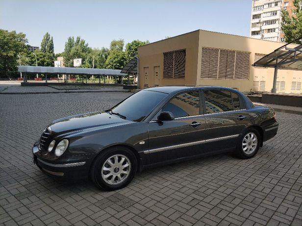2005 Kia Opirus газ укр. учёт
