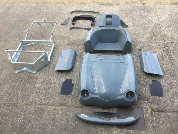 kit carroceria em fibra vidro Porsche 356 Speedster