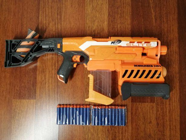 Nerf N-Strike Elite Demolisher 2 in 1