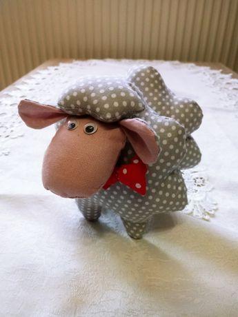 Baranek szyty z bawełny