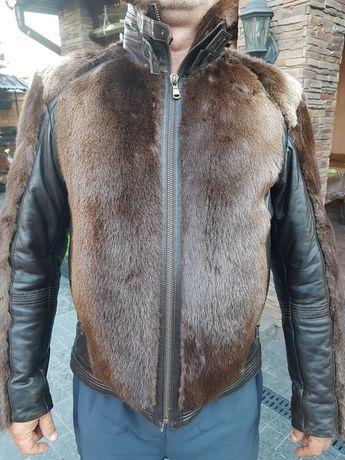 Продам мужскую куртку с норки