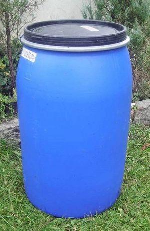 Beczka 200 litrów z wiekiem lub na dwa korki