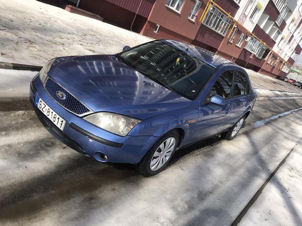 Ford Mondeo 2,0 турбодизель!