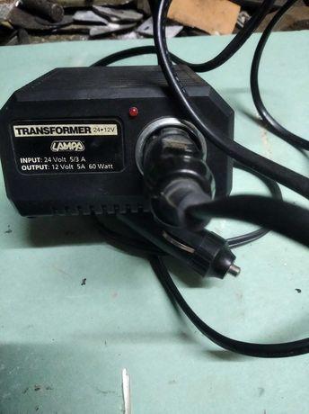 Transformador de 24v para 12v