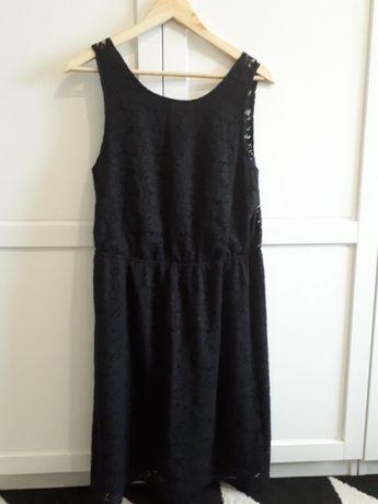 Sukienka koronka 40 / 42 L / XL
