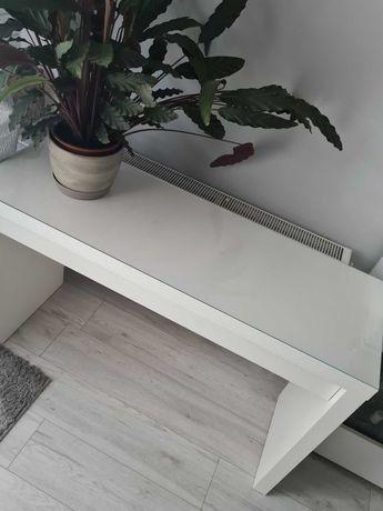 Toaletka biała IKEA