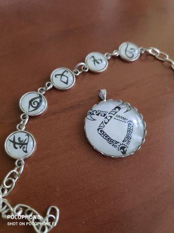 Shadowhunters runy, biżuteria Dary Anioła