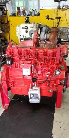 Silnik John Deere 6081 stan BDB.