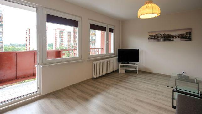 mieszkanie 2 -pokojowe 52 m, Wrocław, Kozanów, Dokerska
