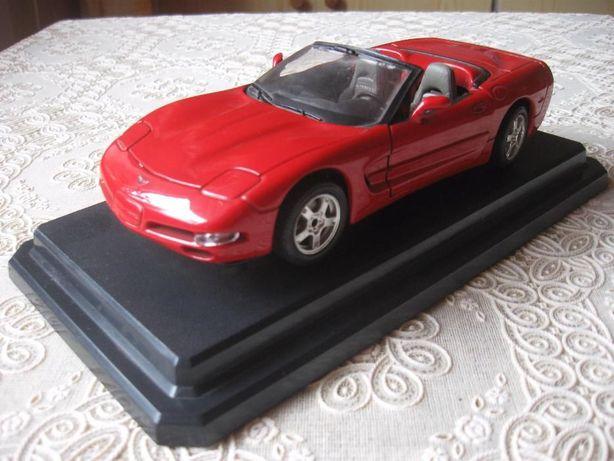 Bburago Chevrolet Corvette Convertible w idealnym stanie!!! Okazja!!!