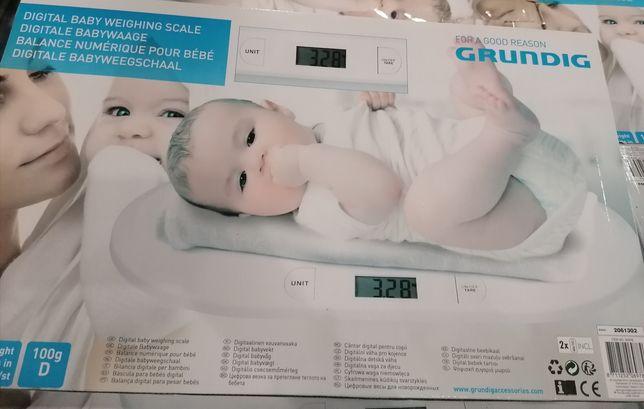 Balança digital para bebés