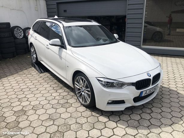 BMW 320 D PACK M T/PANOR 2017