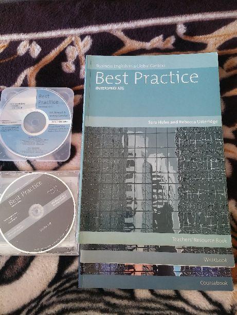 Książka do nauki angielskiego Best Practice - Intermediate