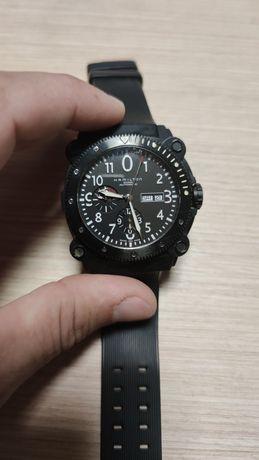 Relógio Hamilton Belowzero khaki