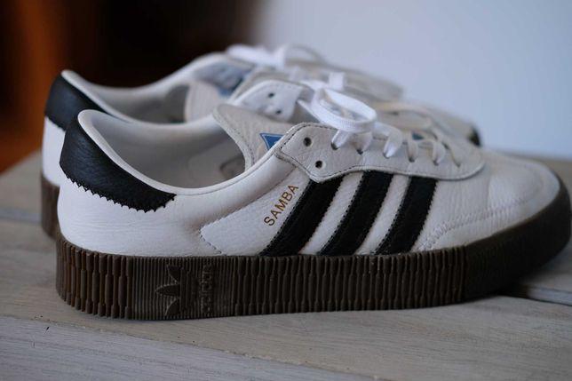 Adidas Samba tam. 40 Branco