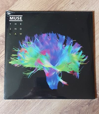 Muse The 2nd Low 2xwinyl