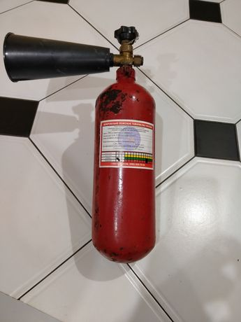 Балон Огнетушитель углекислотный ОУ-2 ВВК 1,4