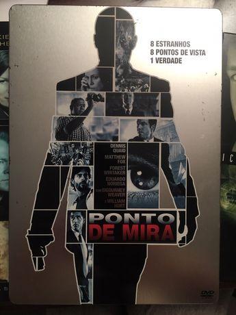 Dvd Filme Ponto de Mira