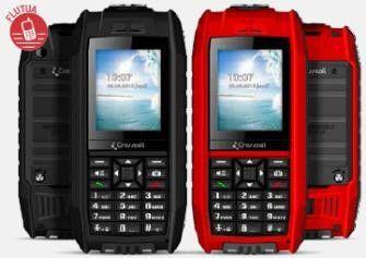 Crosscal SHARK V2 Black telemóvel resistente a choques