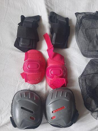 Защита на запястья, локти, колени
