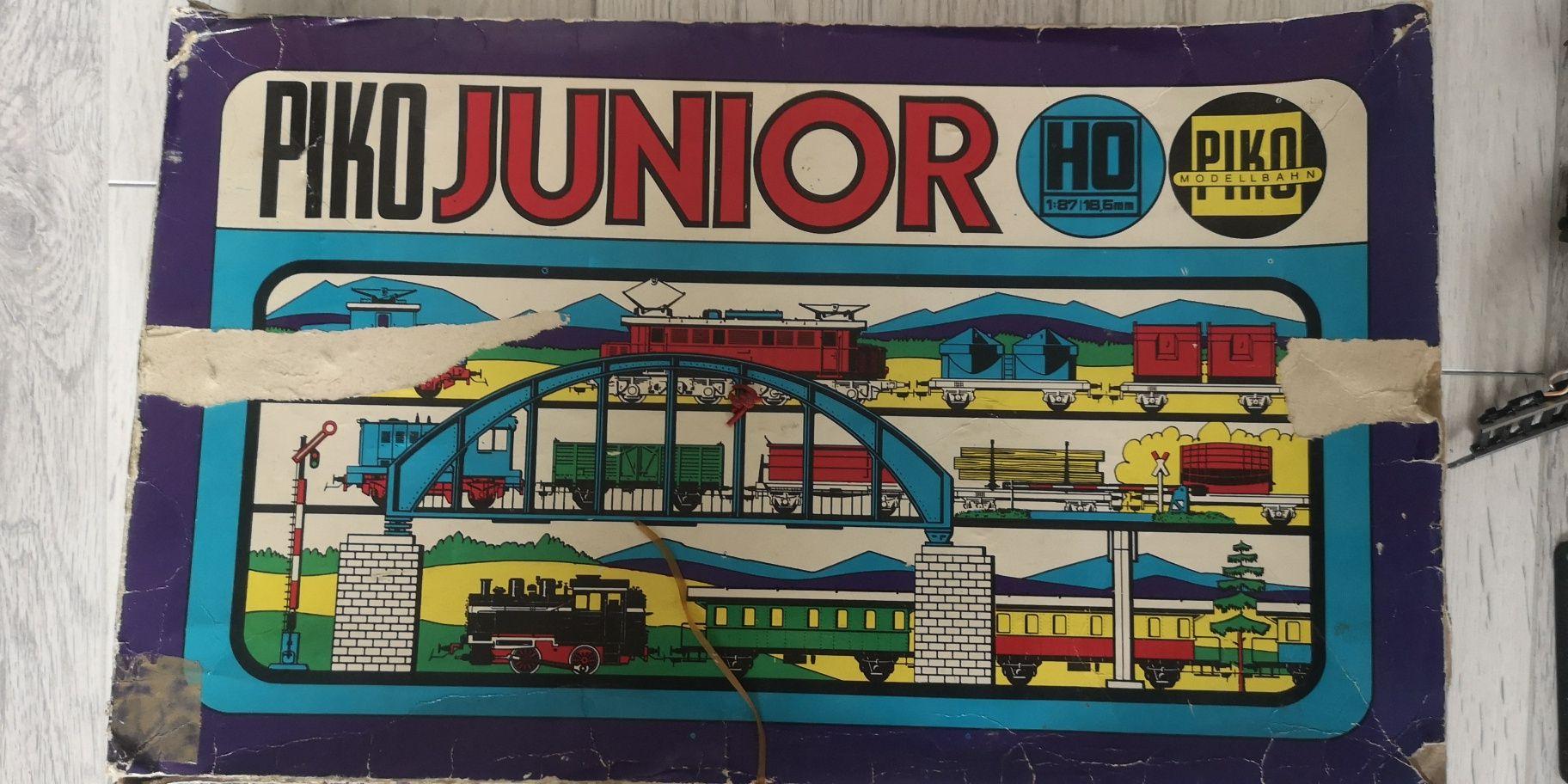 Piko Junior zestaw kolejka