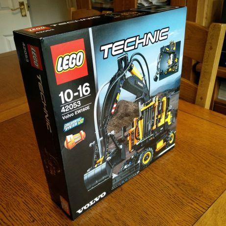 LEGO Technic 42053 Volvo EW160E | NOWE | ORYGINALNE | TANIO