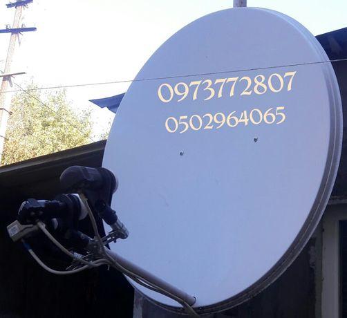 Установка, настройка, ремонт спутникового тв, Т-2, Smart TV, Android