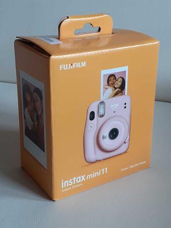 aparat Fujifilm instax mini 11, różowy, nowy