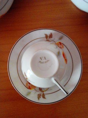 Serviço cafe Vista Alegre 1924/1947