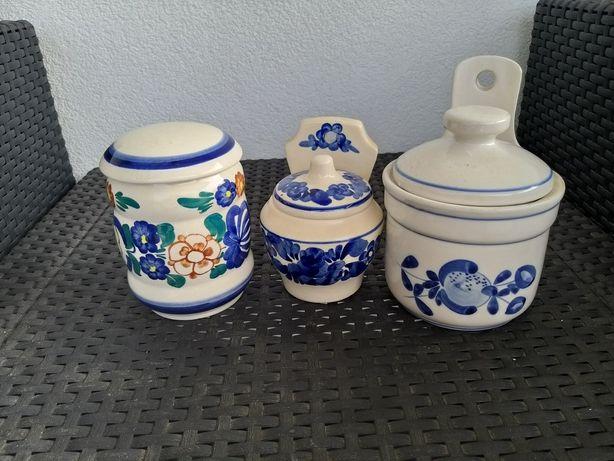 Naczynia ręcznie malowane