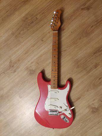 Gitara elektryczna Stagg ses50m (Stratocaster)