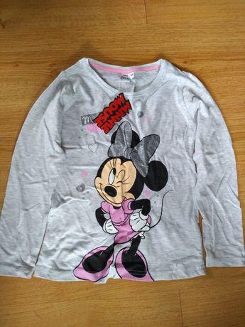 Nowa Bluzka dla dziewczynki w Minnie