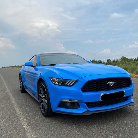ford mustang ecobооst