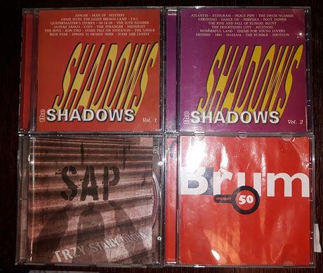 SAP, The Shadows i inne CD