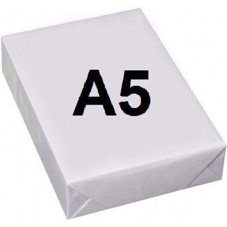 Бумага офисная А5, 80 грм (пачки по 500 л)