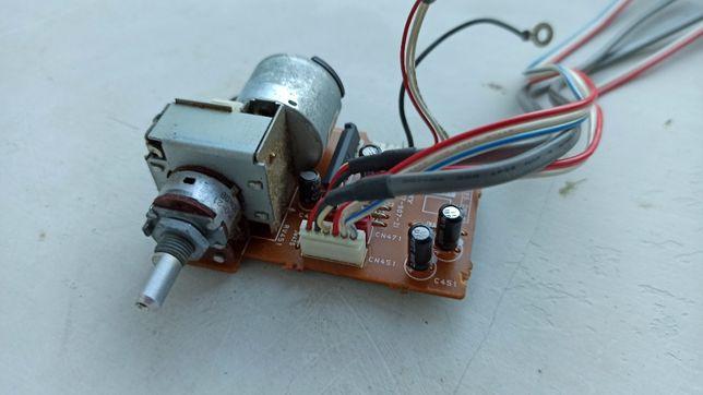 Моторизованный регулятор громкости SONY CDP-395