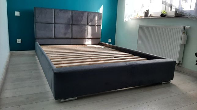 Nowe Łóżka tapicerowane 140x200 90/120/160/180/200 na zamówienie
