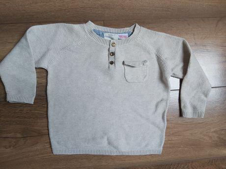 Sweterek dla chlopczyka Zara 98